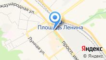 Славянский рай на карте