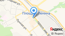 Fanagoria на карте