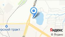 64RUS на карте