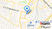 Digital Сервис на карте