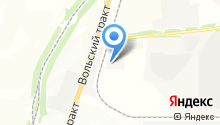 ЭЛМОН на карте
