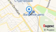 Beeringoff на карте