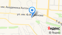 Ярослав на карте