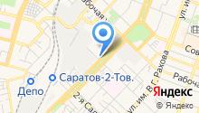 E96.ru на карте
