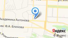 Eclida на карте
