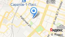 AVE-tour на карте