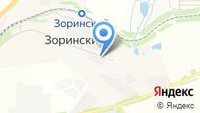 Автокомплекс-2000 на карте