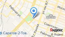 Храм во имя святого равноапостольного великого князя Владимира на карте