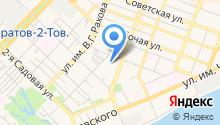 Сервис-Авто на карте