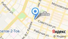 PinUp на карте