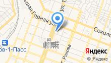 1я Парикмахерская на карте
