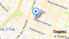 Beaty студия Светланы Манаевой на карте