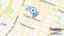 Сундук на карте