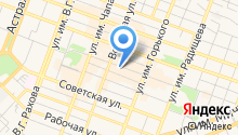 Dakota на карте