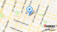 Barista city на карте