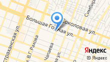 Barbershop FIRMA на карте