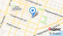 Adora на карте