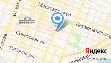 Cvetoland на карте