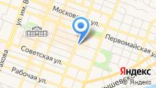 Calipso на карте