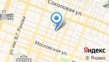 CITYBUILD на карте