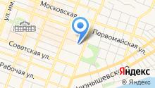 4G Сервис на карте