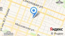 Fordoff на карте