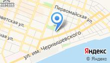 Единая диспетчерская служба Волжского района на карте