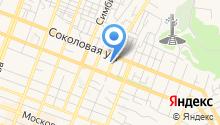 Chrome auto на карте