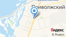 Банкомат, Московский Индустриальный Банк на карте