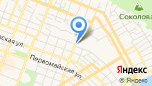 Дом-музей Павла Кузнецова на карте