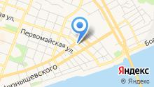 Dulux на карте