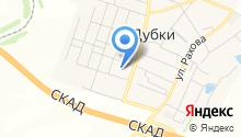 Мировые судьи Саратовского района на карте
