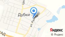 Александрово-Гайский Кордон на карте