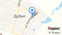 Администрация Дубковского муниципального образования на карте