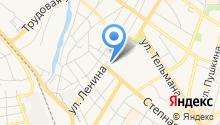 Байкал, ТСЖ на карте
