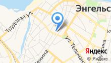 Ecoprof64 - торгово-монтажная компания на карте