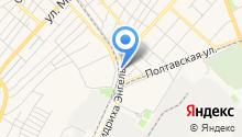 АЗС VipShopOil на карте