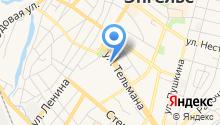 БКМ-торг на карте