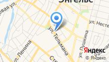 iMolodeЦ на карте