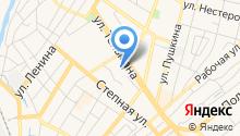 Будо-клуб на карте