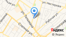 Адвокатский кабинет Романова С.Ю. на карте