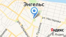 Адвокатский кабинет Овчинникова М.А. на карте
