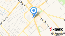 Pro-line на карте