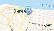 Адвокатский кабинет Коновалова Д.С. на карте