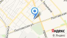 Банкомат, КБ Восточный Саратовский филиал на карте