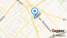 Банкомат, КБ Синергия на карте