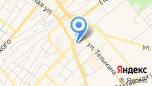 Адвокатский кабинет Трибунского В.В. на карте