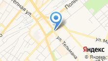 Амиго-Саратов на карте