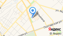 Графика-Март на карте