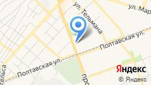 АТМ  на карте